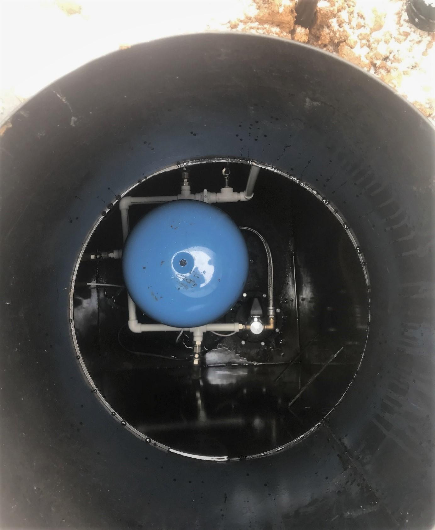 Обследование скважин на воду