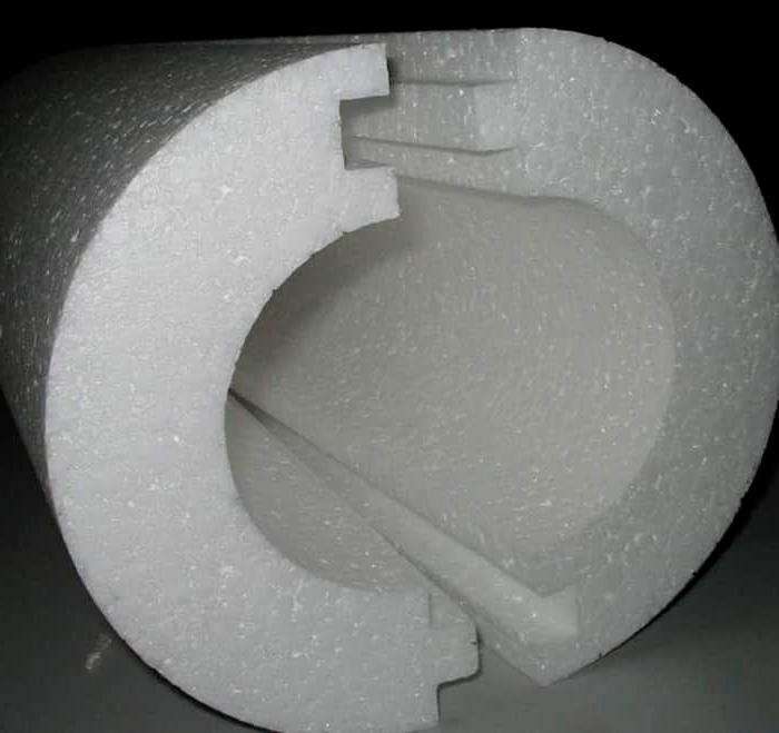 Утепление дачного водопровода