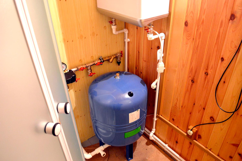 Ремонт и обслуживание водопровода на даче